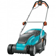 Электрическая газонокосилка gardena powermax 42 e 04076-20.000.00