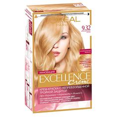 Крем-краска для волос `LOREAL` `EXCELLENCE` BLONDE LEGEND тон 9.32 (сенсационный блонд) LOreal