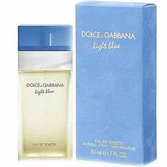 Туалетная вода `DOLCE & GABBANA` LIGHT BLUE жен. 50 мл