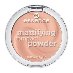 Пудра компактная для лица `ESSENCE` MATTIFYING COMPACT POWDER тон 04