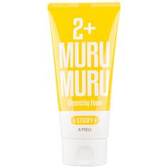 Пенка для умывания `A`PIEU` 2+ Murumuru 130 мл Apieu