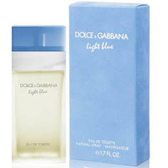 Туалетная вода `DOLCE & GABBANA` LIGHT BLUE жен. 25 мл