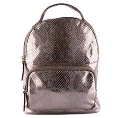 Рюкзак `LADY PINK` бронзовый