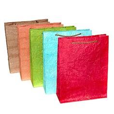 Сумка бумажная `GRANDGIFT` подарочная в ассортименте (24см*31см*9см)