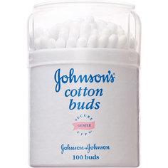 Палочки ватные `JOHNSONS`  100 шт Johnsons