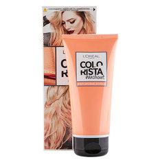 Бальзам для волос красящий `LOREAL` COLORISTA Персик 80 мл LOreal