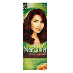 Краска для волос `JOANNA` NATURIA COLOR Красная смородина (тон 231)