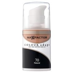 ТОН-КРЕМ `MAX FACTOR` для лица `Colour Adapt` тон 70