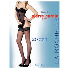 Чулки женские `PIERRE CARDIN` `CITY LINE` LA ROCHELLE 20 den (Visone) р-р 3