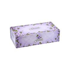Салфетки бумажные `GENTLE` 2-х слойная с ароматом «Европы» 200 шт