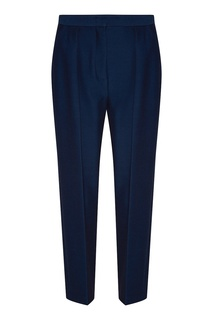 Синие брюки со складками See by Chloé