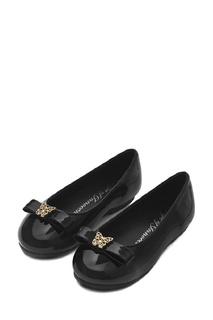 Лакированные туфли с бабочкой Age of Innocence