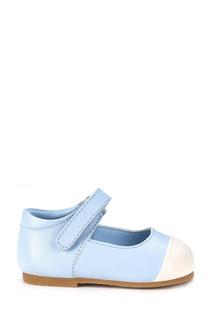 Голубые туфли на липучке Age of Innocence
