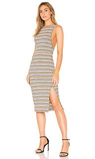Платье roller girl - THE JETSET DIARIES