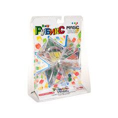 Головоломка Рубикс трансформер Магия (КР45004) Rubiks