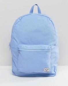 Мягкий парусиновый рюкзак Herschel Supply Co - Фиолетовый