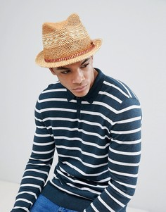 Летняя шляпа-трилби Barts Venture - Бежевый