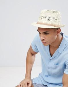 Летняя шляпа-трилби Barts Ibiza - Бежевый