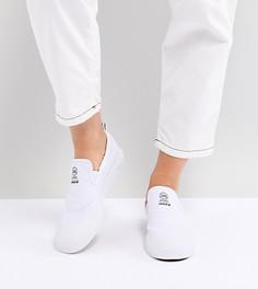 Кроссовки-слипоны adidas Skate Boarding Matchcourt - Черный