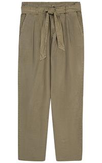 широкие брюки с поясом S.Oliver Casual Women