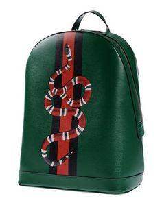 Рюкзаки и сумки на пояс Gucci