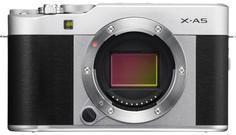Цифровой фотоаппарат Fujifilm X-A5 Body (серебристый)