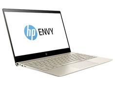 Ноутбук HP Envy 13-ad109ur 2PP98EA (Intel Core i7-8550U 1.8 GHz/8192Mb/512Gb SSD/No ODD/nVidia GeForce MX150 2048Mb/Wi-Fi/Bluetooth/Cam/13.3/3840x2160/Windows 10 64-bit)