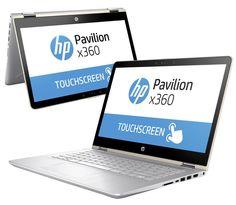 Ноутбук HP Pavilion x360 14-ba023ur 1ZC92EA (Intel Core i7-7500U 2.7 GHz/8192Mb/1000Gb + 128Gb SSD/No ODD/nVidia GeForce 940MX 4096Mb/Wi-Fi/Cam/14.0/1920x1080/Touchscreen/DOS)