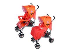 Коляска Everflo ATV Red Е-1266 ПП100004115