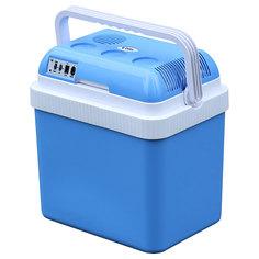 Холодильник автомобильный Delta D-H24P Blue Дельта