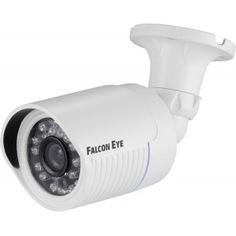 Уличная гибридная видеокамера falcon eye 720p fe-ib720mhd/20m