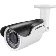 Уличная цветная гибридная видеокамера falcon eye 1080p fe-ibv1080mhd/40m