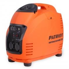 Инверторный генератор patriot 3000i 474101045