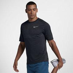 Мужская беговая футболка с коротким рукавом Nike Dri-FIT Medalist