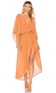 Макси платье quill - Indah