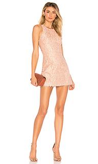 Обтягивающее платье dusty rose - NBD