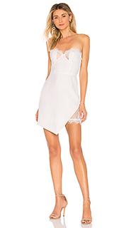 Без бретелек облегающее платье make me wanna - NBD