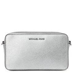 Клатч MICHAEL KORS 32T6MTVC6M серебряный