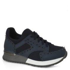 Женские кроссовки GIANNI RENZI RA1176 темно-синий