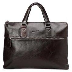 Портфель GERARD HENON R98816 темно-коричневый
