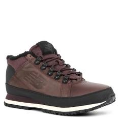Кроссовки NEW BALANCE HL754 коричнево-бордовый