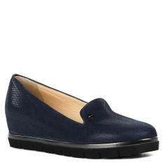 Туфли ZENUX 60163 темно-синий