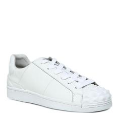 Кроссовки ASH CRACK белый