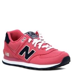 Кроссовки NEW BALANCE WL574 розовый