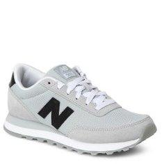 Кроссовки NEW BALANCE WL501 светло-серый