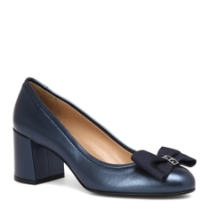 Туфли GIOVANNI FABIANI G3147/M темно-синий