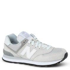 Кроссовки NEW BALANCE WL574 светло-серый