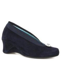 Туфли THIERRY RABOTIN 6320QR темно-синий