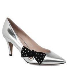 Туфли MARC JACOBS M9001898 серебряный
