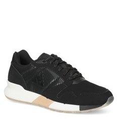 Кроссовки LE COQ SPORTIF OMEGA X W STRIPED SOCK черный